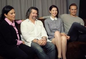 Outlander Season 2 Spoilers Video