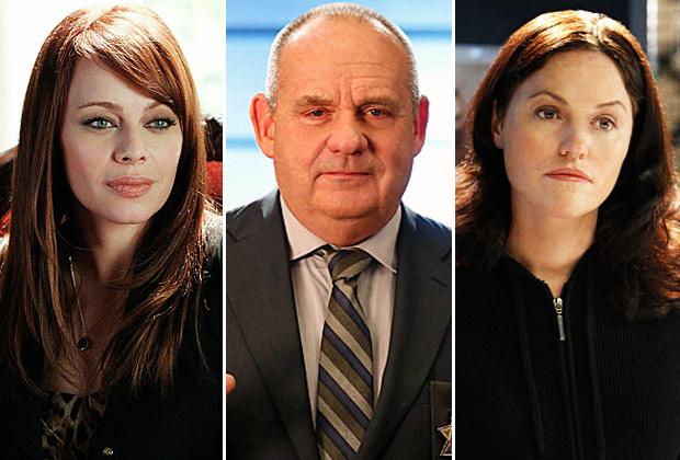 CSI Series Finale Cast