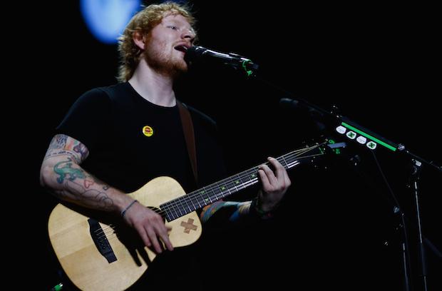Ed Sheeran Bastard Executioner Cast