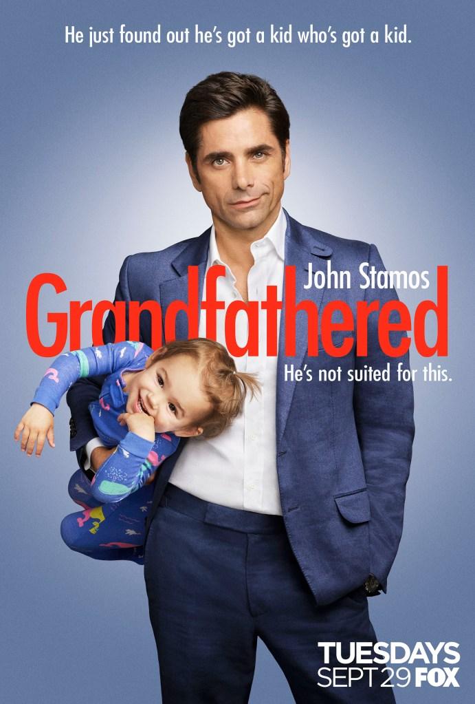 John Stamos Grandfathered