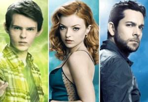 Heroes Reborn Cast