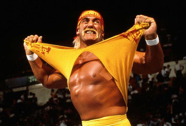 Hulk Hogan Fired WWE