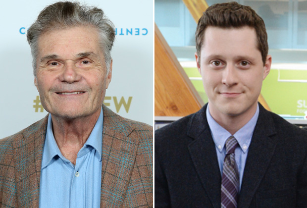 Fred Willard Kevin From Work