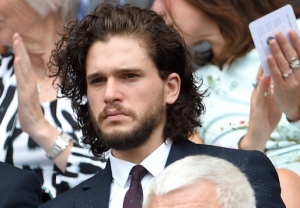 Kit Harington Long Hair
