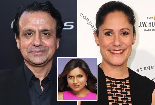 Mindy Project Mindy Parents Cast