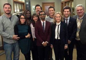 Parks and Rec Emmys
