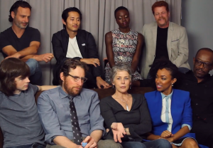 Comic-Con 2015 Bloopers