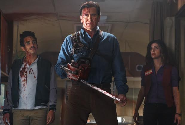 Ash vs Evil Dead Renewed