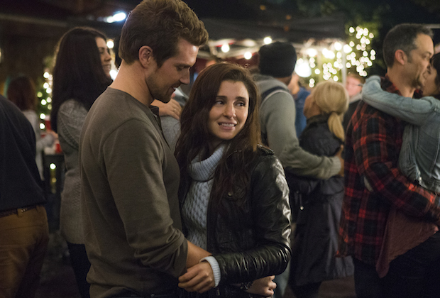 UnReal Quinn Blackmails Rachel