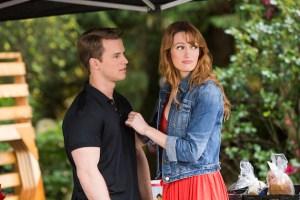 UnReal Quinn Blackmails Rachel Recap