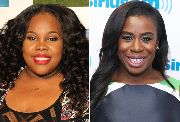 Amber Riley Wiz Live Cast