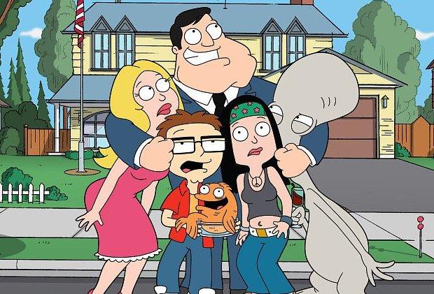 American Dad Renewed Season 12 13