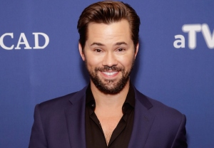 Andrew Rannells on The Simpsons