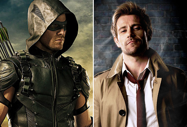 Constantine on Arrow