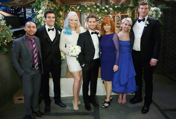Baby Daddy Finale