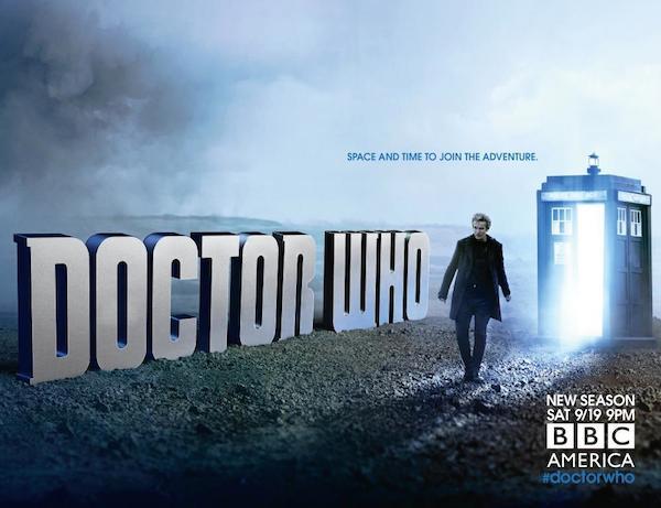Doctor Who Poster Season 9