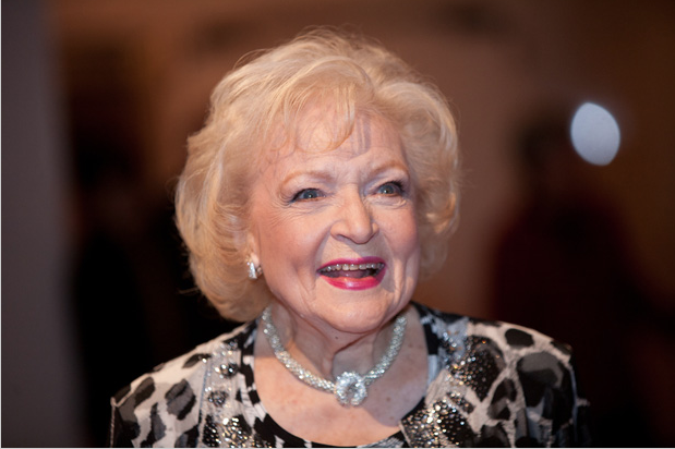 Betty White Bones
