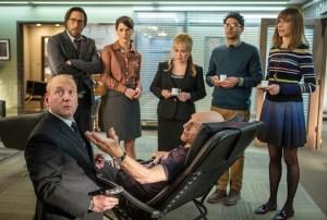 Patrick Stewart Blunt Talk Season 1