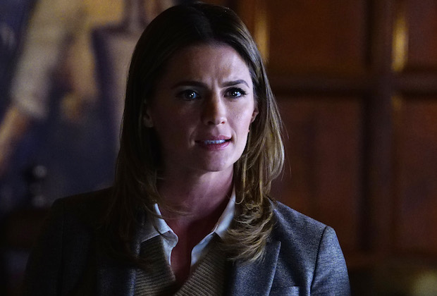 Castle Season 8 Captain Beckett