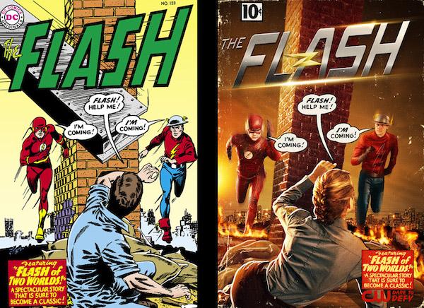 The Flash Photo Jay Garrick