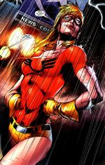 The Flash Jesse Quick