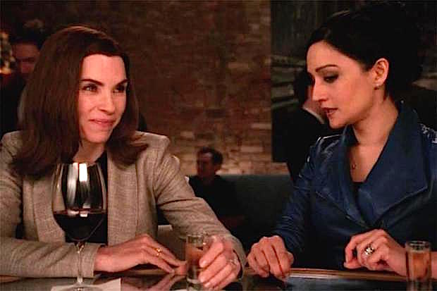 Good Wife Alicia Kalinda