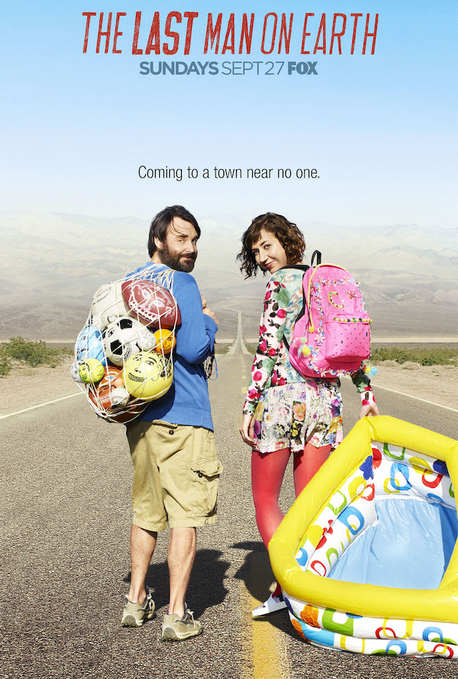 Last Man on Earth Season 2 Poster