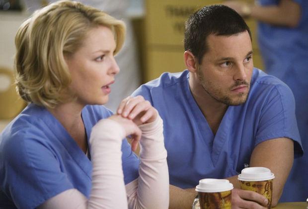 Grey's Anatomy Izzie Returning