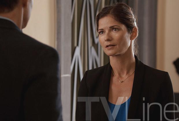 Madam Secretary Jill Hennessy Season 2