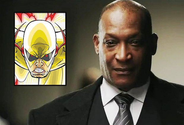 Flash Zoom Tony Todd