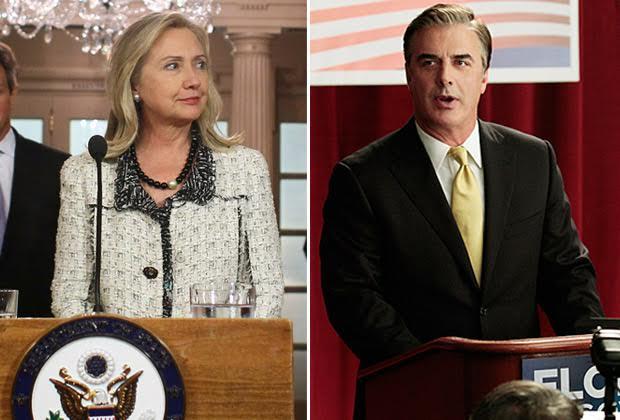 Peter vs Hillary