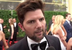 Adam Scott Emmys Interview