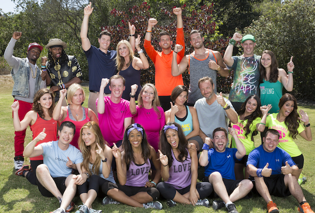Amazing Race Cast 2015
