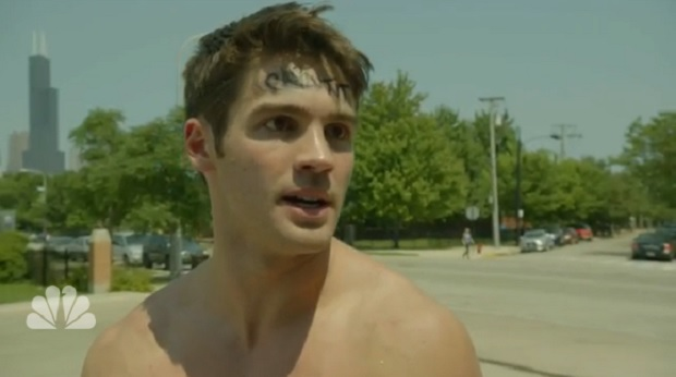 Chicago Fire Steven R. McQueen