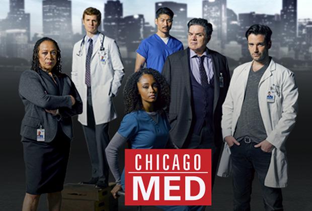 Chicago Med Cast
