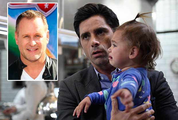 Dave Coulier Grandfathered