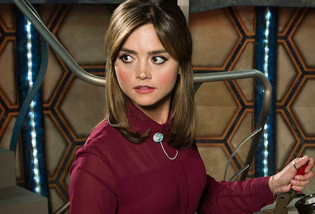 Doctor Who Coleman Leaving