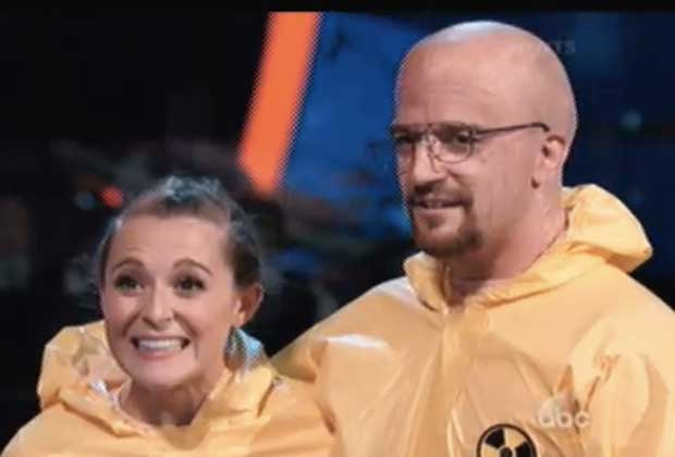 DWTS Breaking Bad