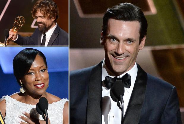 Emmy Winners Full List