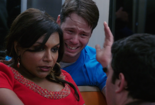 Mindy Project Birth Baby Season 4
