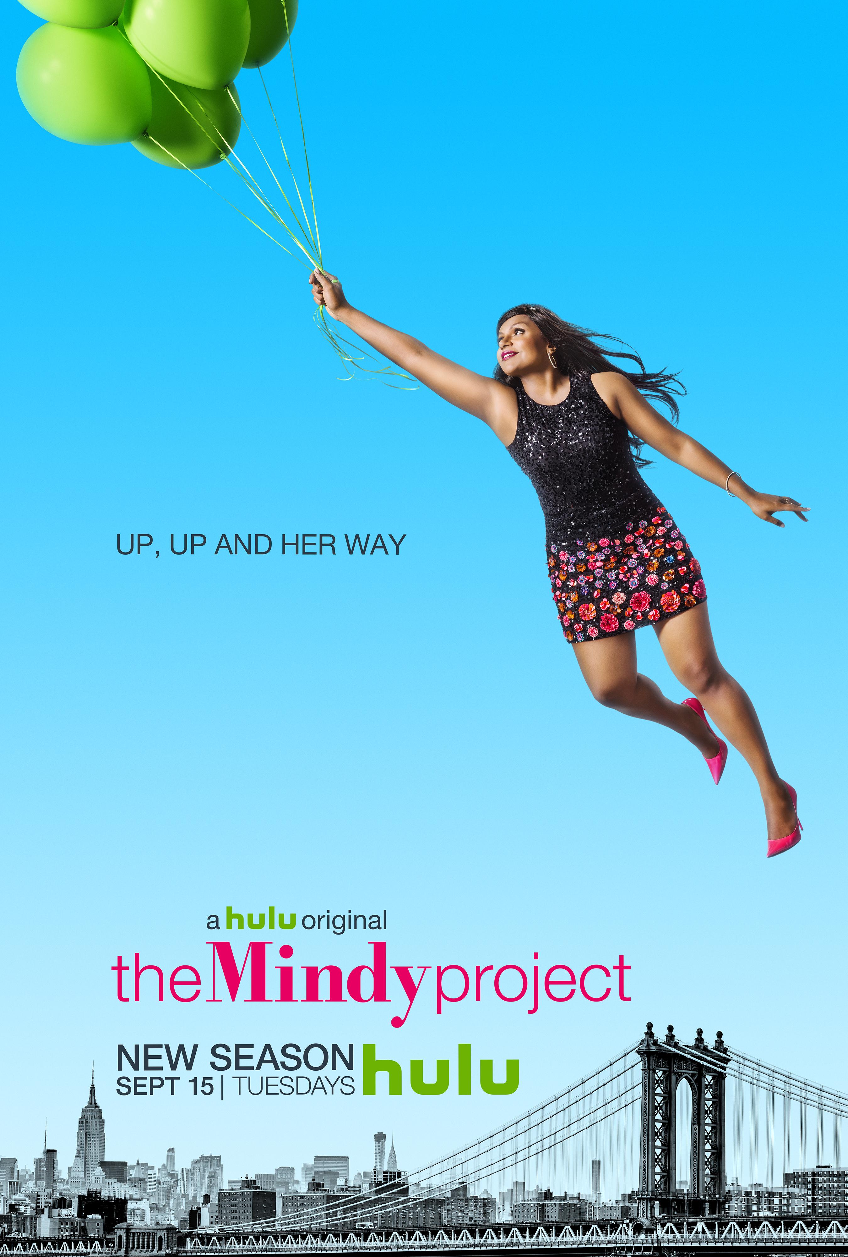 Mindy Project Season 4 Poster