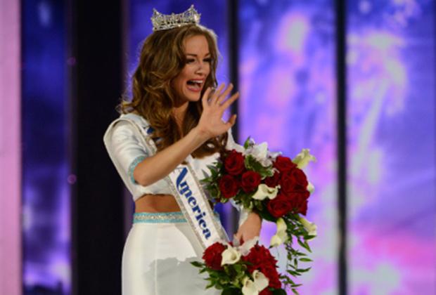 Miss America 2016 Winner