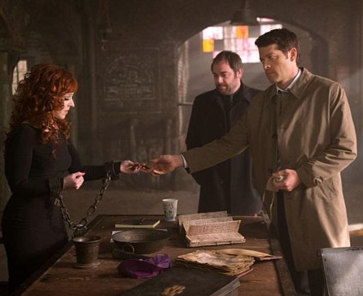 Supernatural Season 11 Spoilers
