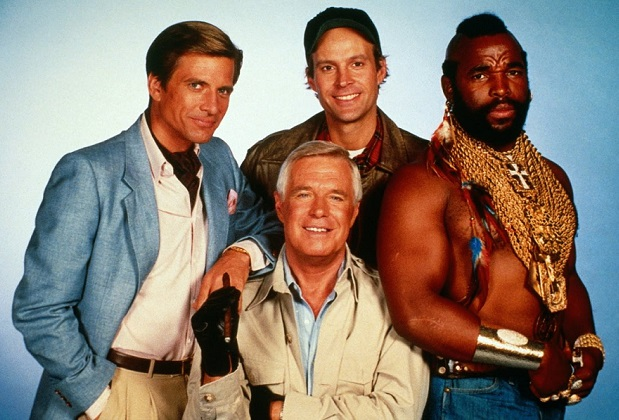 The A-Team TV Series Remake