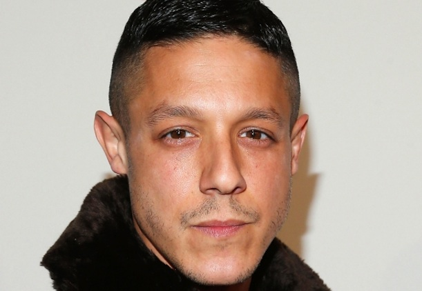 Theo Rossi Luke Cage