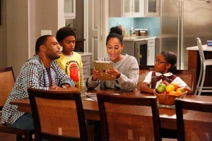 ANTHONY ANDERSON, MILES BROWN, TRACEE ELLIS ROSS, MARSAI MARTIN