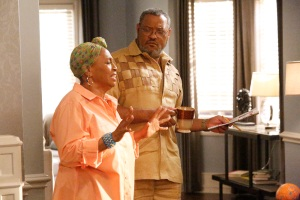 JENIFER LEWIS, LAURENCE FISHBURNE