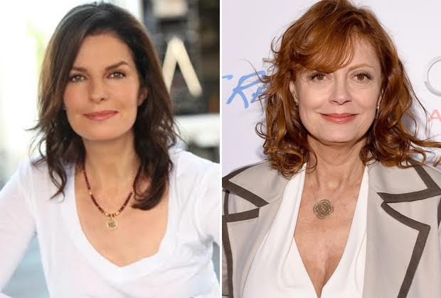 Sela Ward Susan Sarandon Graves