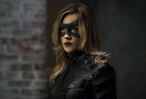 Arrow Black Canary Costume