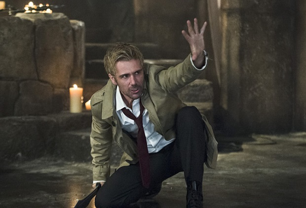 Arrow Constantine Crossover